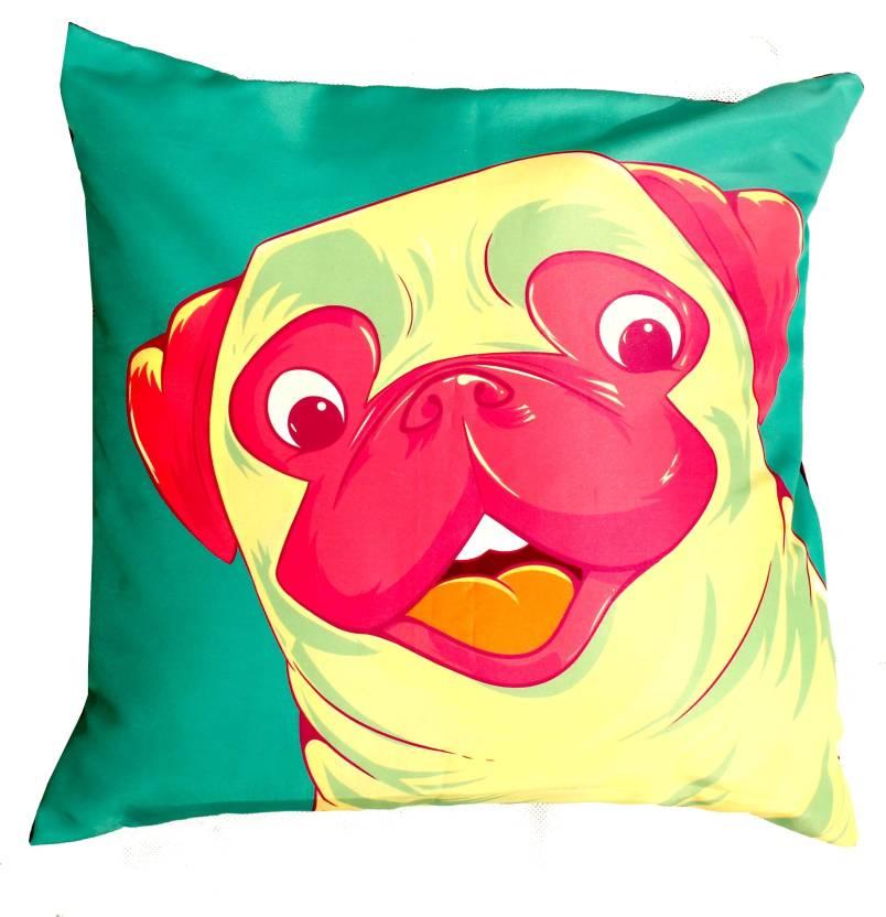 Homeblendz Animal Cushions Cover