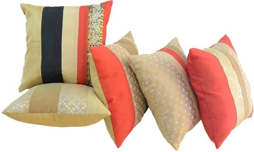 Xarans Damask Cushions Cover