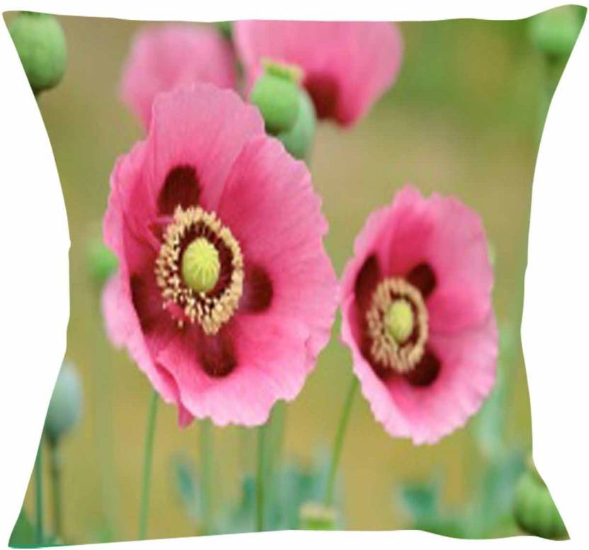Omsunart Floral Cushions Cover