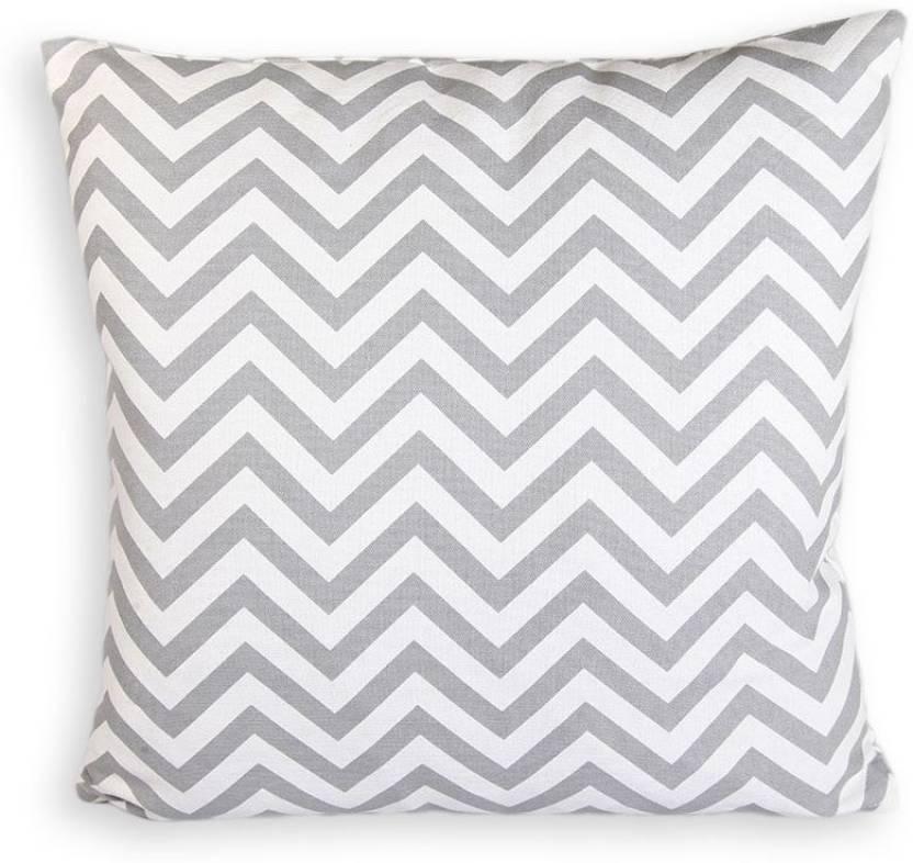 Encasa Geometric Cushions Cover