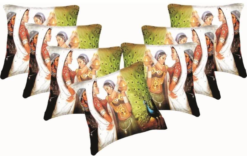 Xarans Printed Cushions Cover