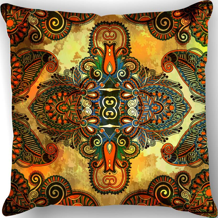 Ambbi Collections Abstract Cushions Cover
