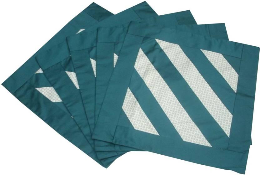 Jaglan International Checkered Cushions Cover