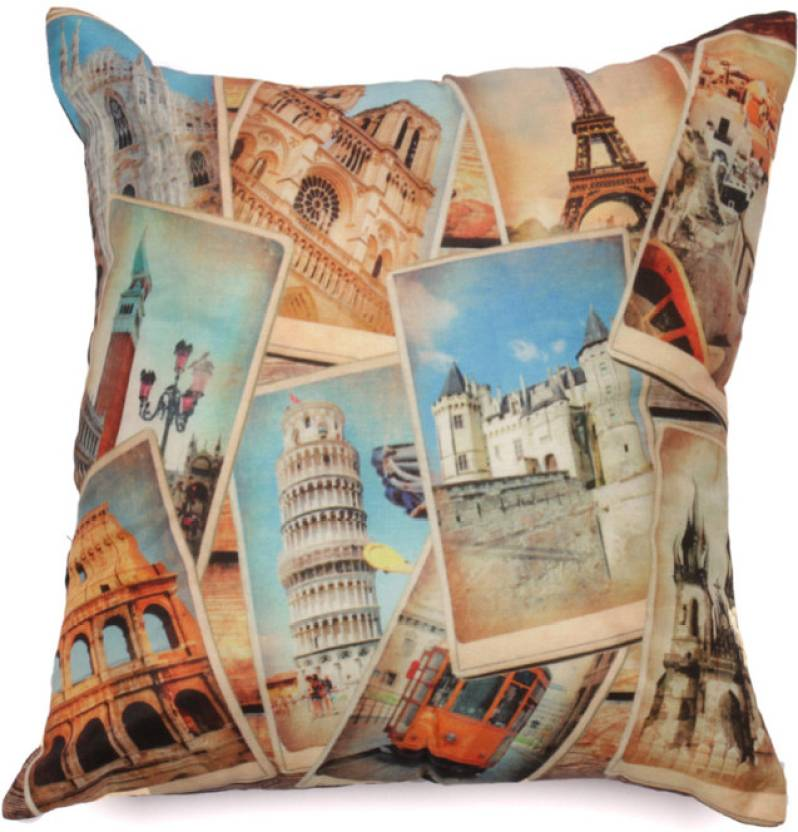 RASBERRIE Printed Cushions Cover