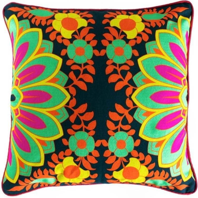 Craftstages Floral Cushions Cover