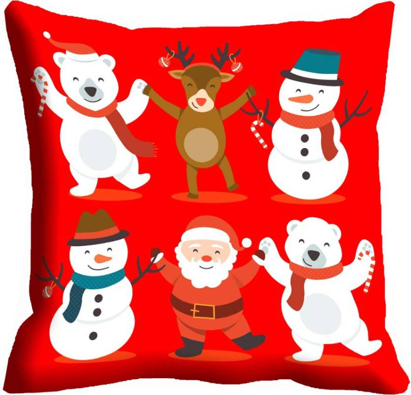 HK Cartoon Cushions Cover