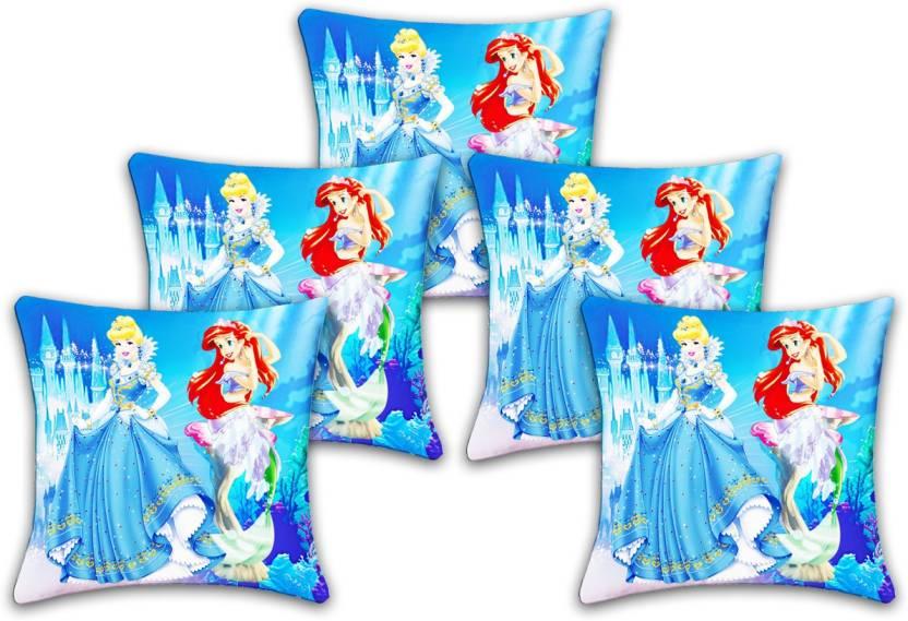 Saluja Enterprises Abstract Cushions Cover
