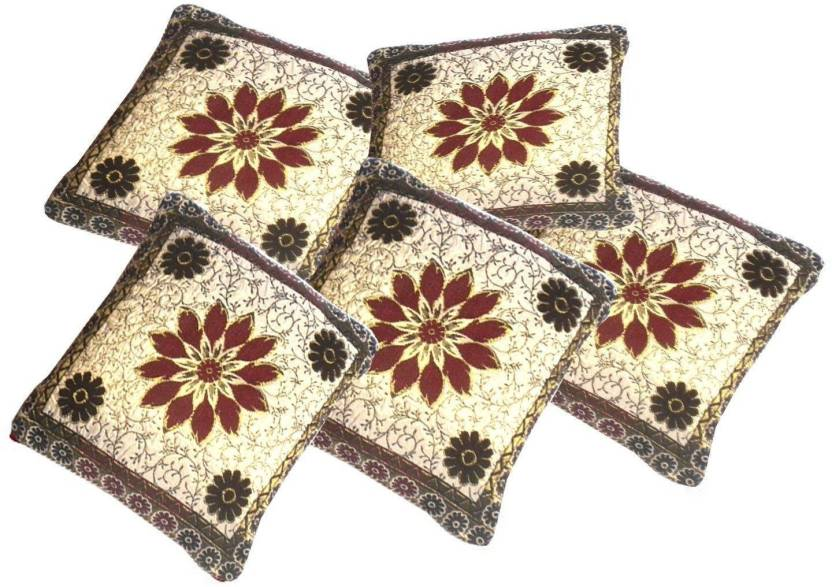 Royal Floral Cushions Cover
