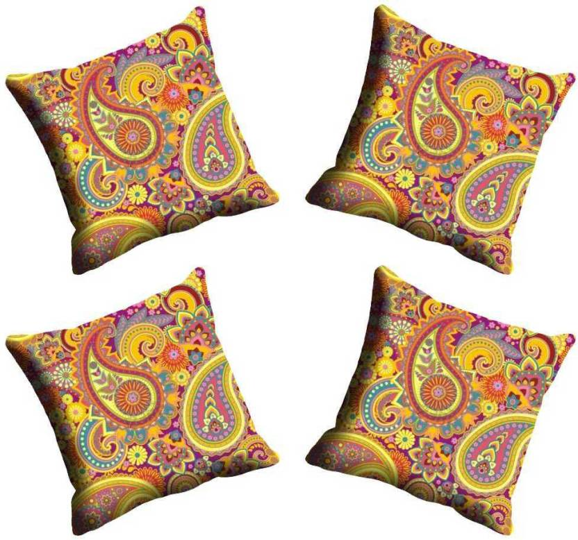 Footpath Crafts Printed Cushions Cover