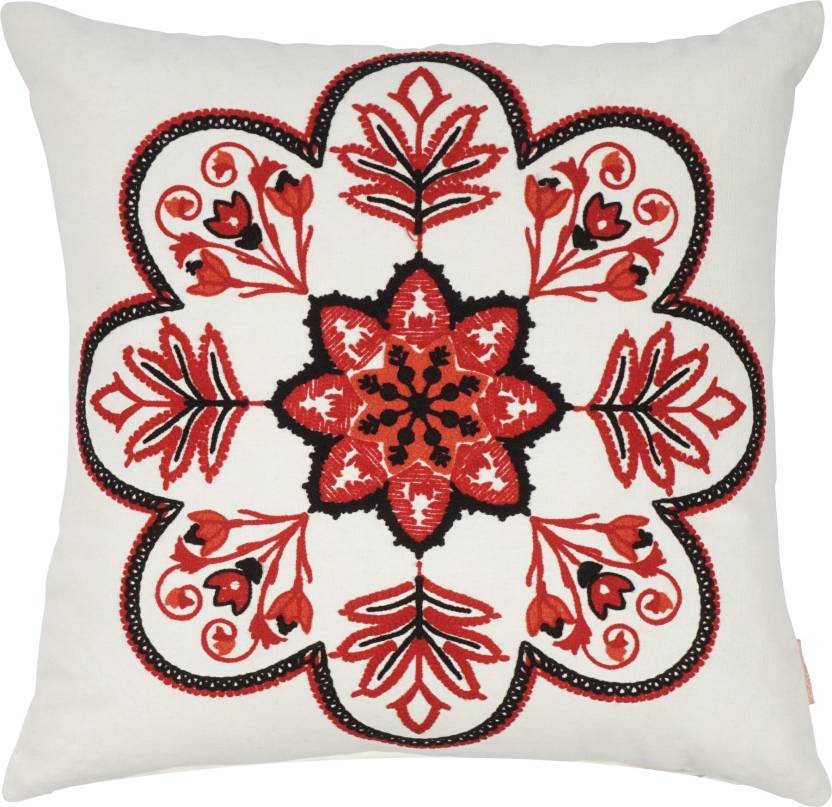 Solaj Embroidered Cushions Cover