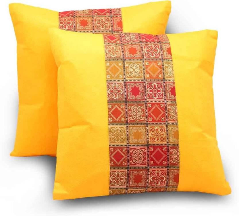 Jaipurraga Floral Cushions Cover