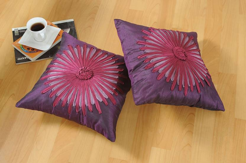 Shahenaz Home Shop Floral Cushions Cover