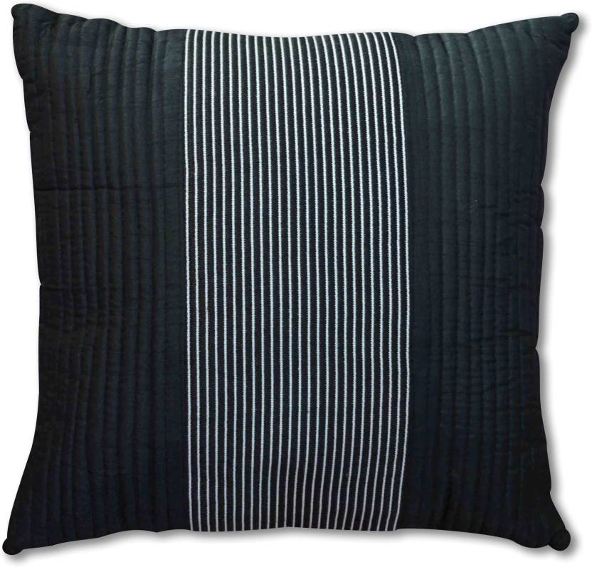 House Attire Striped Cushions Cover