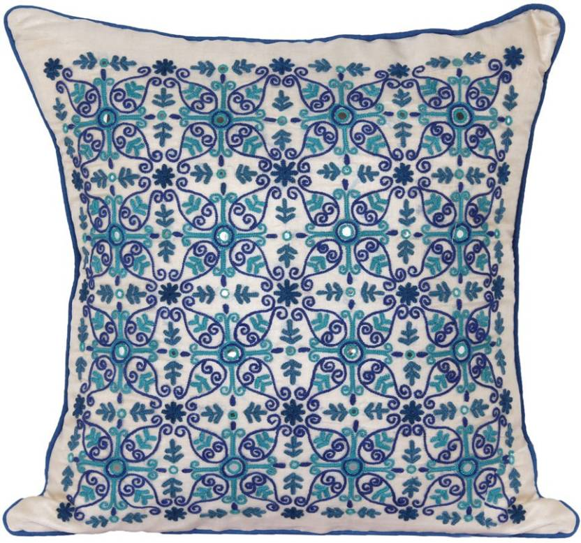 Craftroots Embroidered Cushions Cover