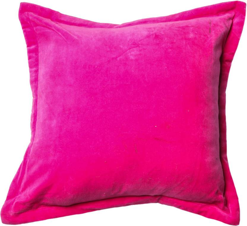 Blooming Lovely Plain Cushions Cover