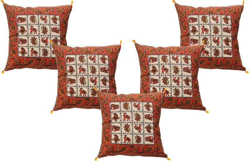 SheetKart Animal Cushions Cover