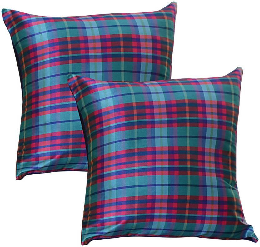 Home Kouture Checkered Cushions Cover