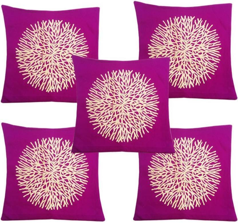 ShwetaInternational Abstract Cushions Cover
