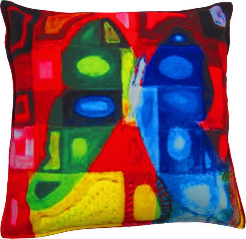 Gunjan Creations Abstract Cushions Cover