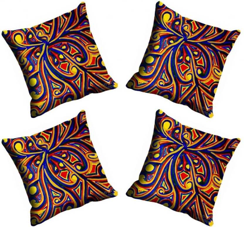 Holicshop Abstract Cushions Cover