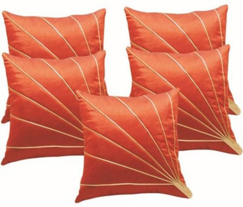Feshya Striped Cushions Cover