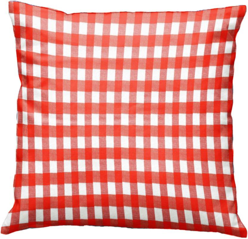Airwill Checkered Cushions Cover