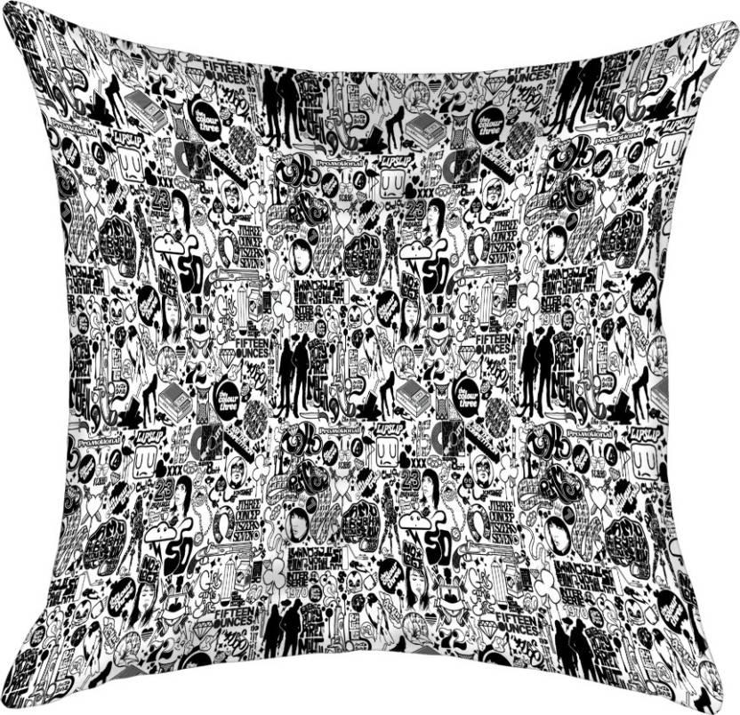 BS Enterprise Floral Cushions Cover