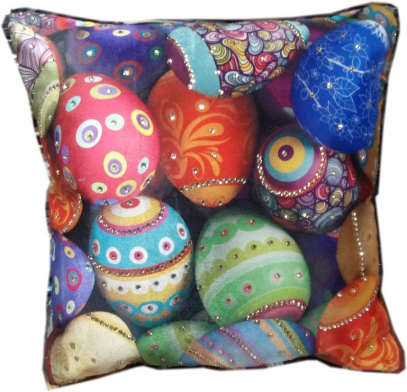 LOOK AND SHOP Abstract Cushions Cover