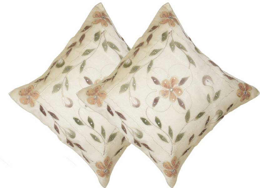 Craftozi Floral Cushions Cover