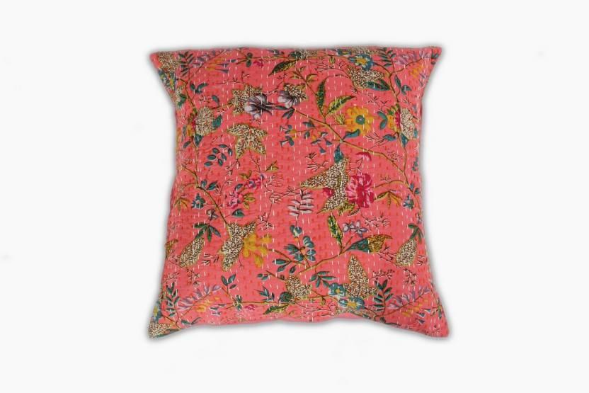 Jaipur Textiles Hub Floral Cushions Cover