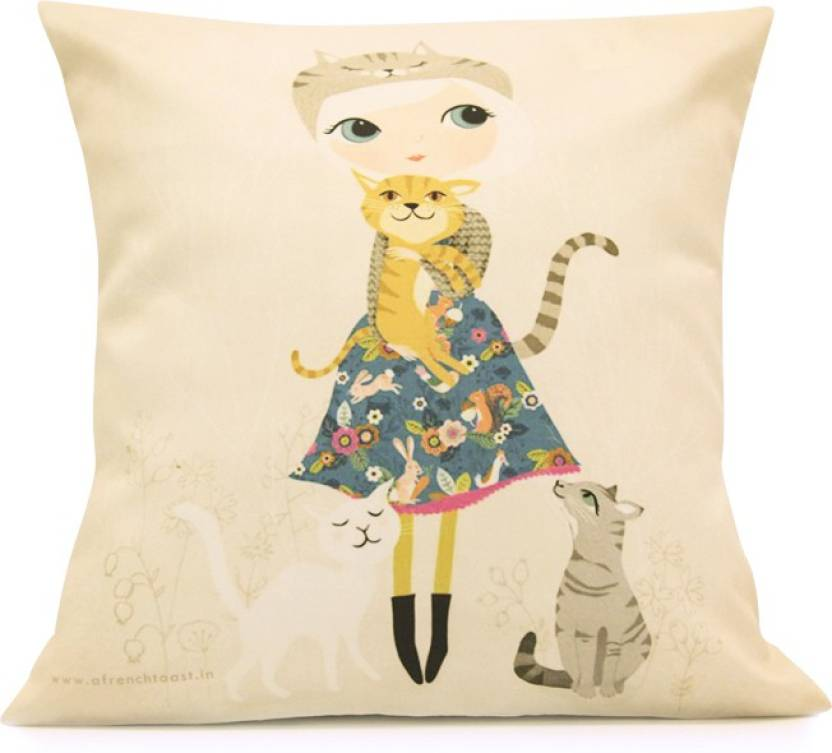 Afrenchtoast Printed Cushions Cover