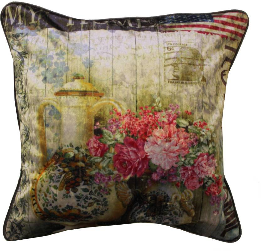 Riva Embroidered Cushions Cover