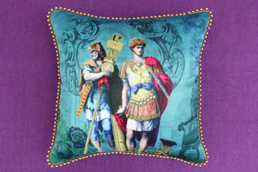 Bombay Mill Printed Cushions Cover