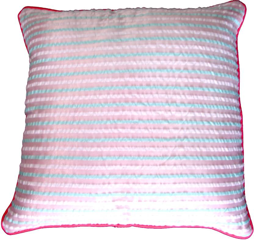 Homeblendz Striped Cushions Cover
