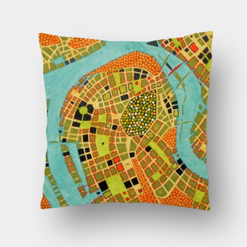 Merchbay Abstract Cushions Cover