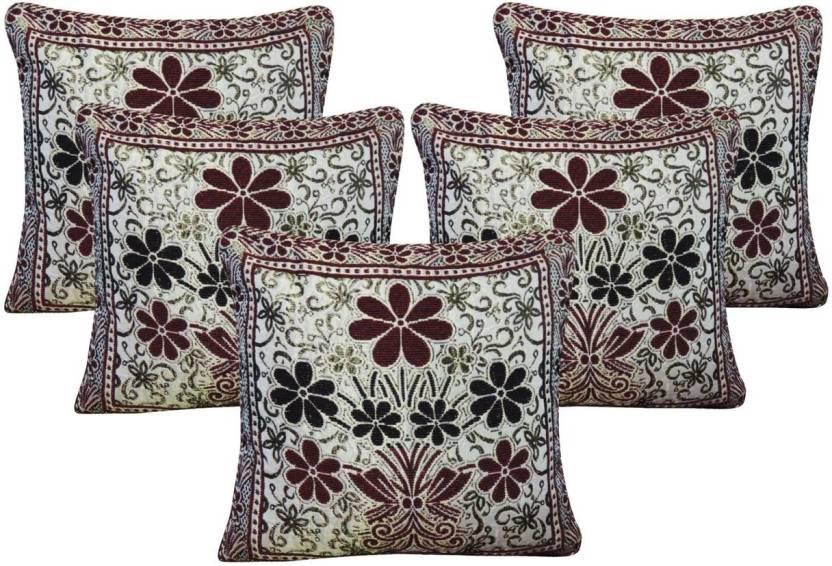 Royalina Floral Cushions Cover
