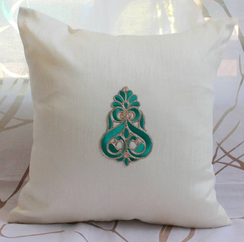 The Home Addiction Embroidered Cushions Cover