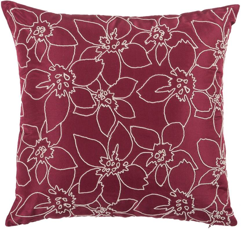 Onset Embroidered Cushions Cover