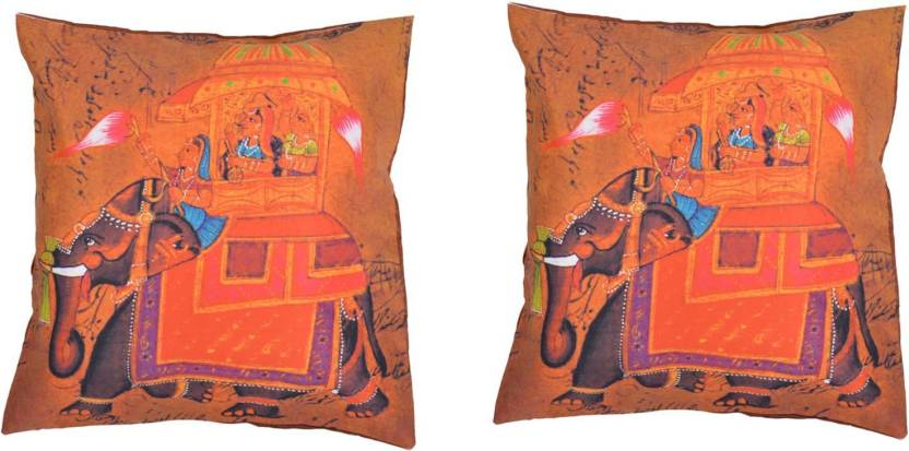 Rajkruti Animal Cushions Cover
