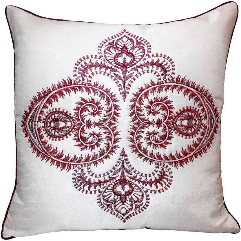 Almighty Embroidered Cushions Cover