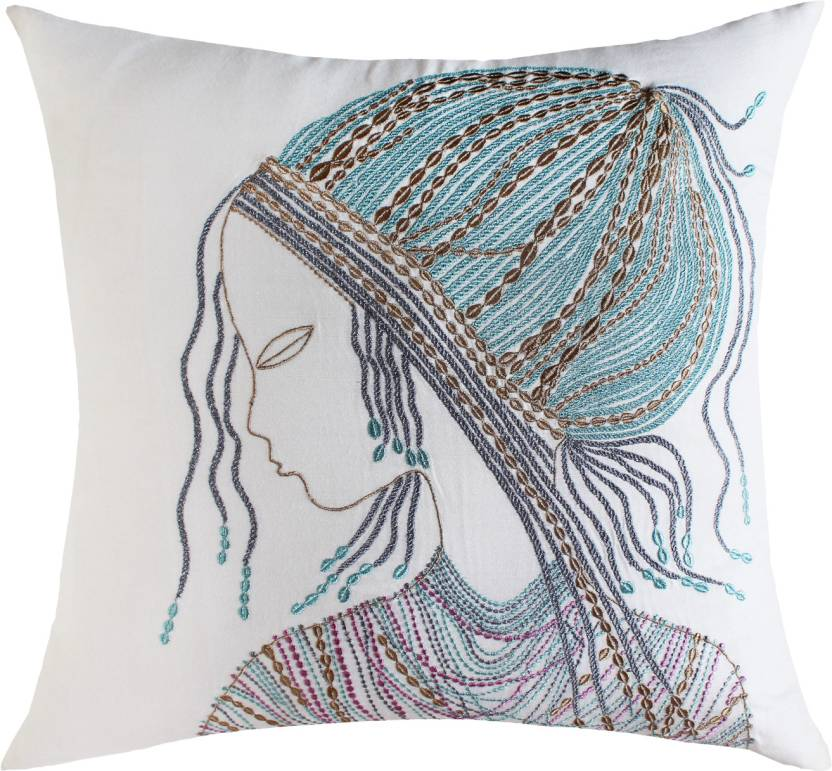 13 Odds Embroidered Cushions Cover