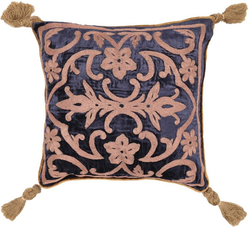 Sarla Antique Embroidered Cushions Cover