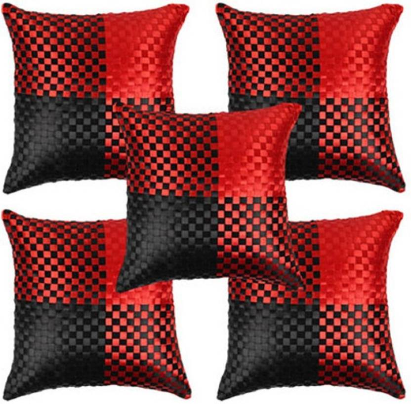 Creative Homes Checkered Cushions Cover