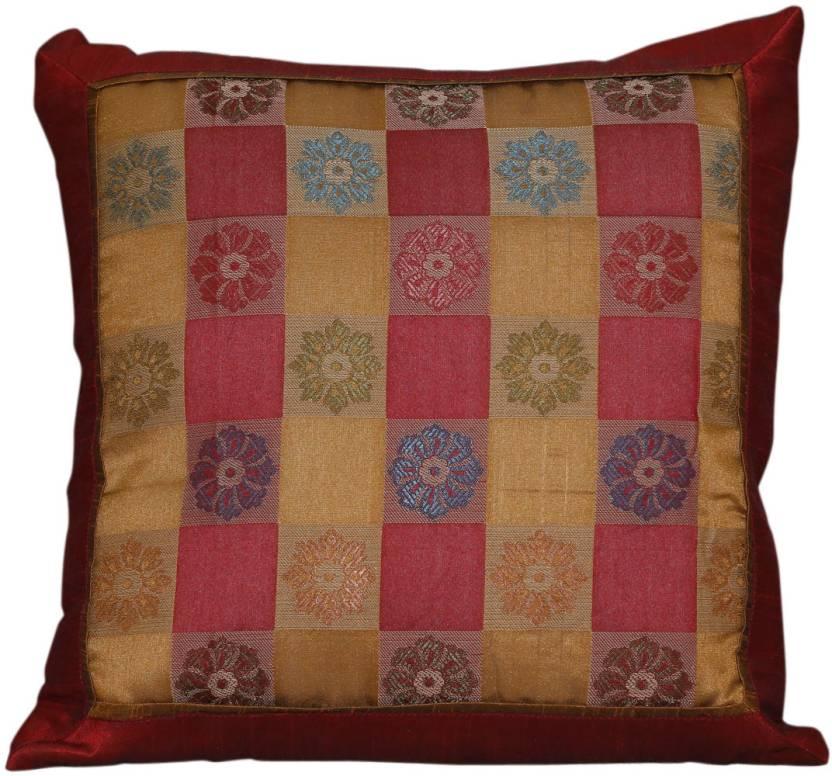 Kakori Floral Cushions Cover