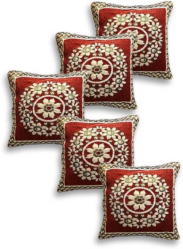 Idrape Floral Cushions Cover
