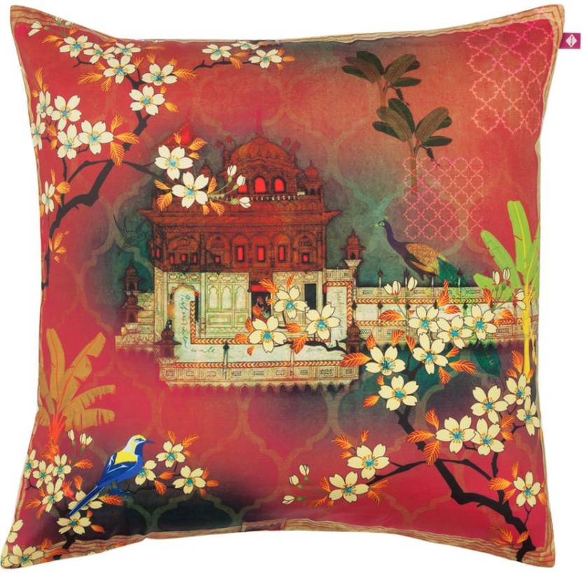 India Circus Printed Cushions Cover