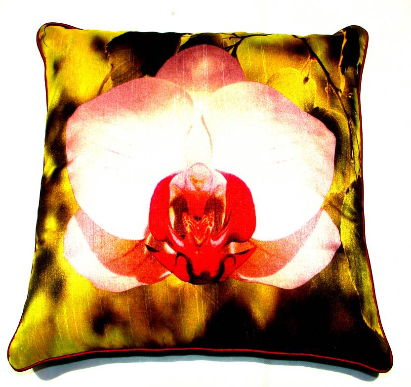 Homeblendz Floral Cushions Cover