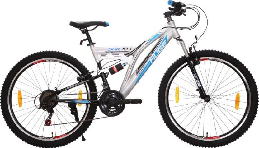 b6cd422e240 HUGE SHK 26 T Mountain Cycle Price in India - Buy HUGE SHK 26 T ...