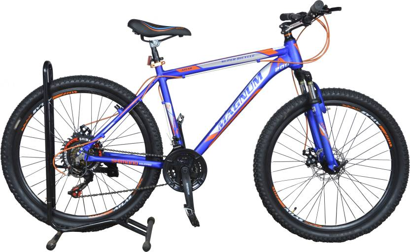 89723a74af0 Atlas A 200 FS DDB 26T 21Speed 26 T Mountain/Hardtail Cycle (21 Gear, Blue)