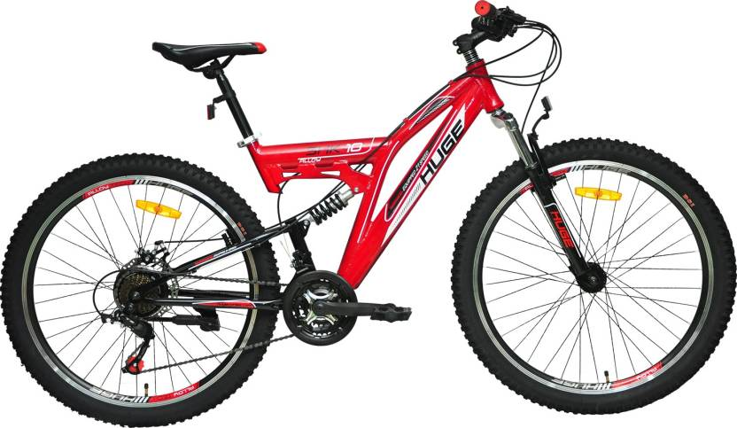 93ca1d9c65f HUGE SHK10 26 T Mountain Cycle Price in India - Buy HUGE SHK10 26 T ...